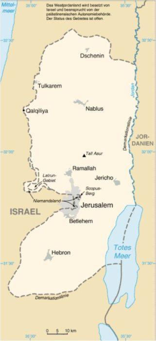 Hebron / Westjordanland