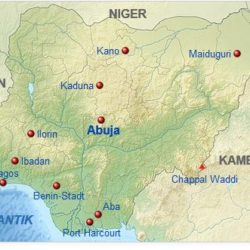 Kano, im Norden Nigerias